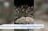 Cacerolada en Albacete contra el gerente del hospital