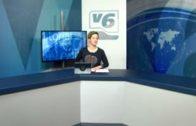 Informativo Visión Seis Televisión 13 marzo 2020