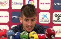 Manu Fuster, jugador del mes del Albacete Balompié