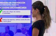 Medidas de prevención del Ayuntamiento de Albacete contra el coronavirus