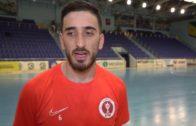 Raúl Gómez, futbolista albaceteño aislado en Rusia