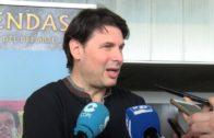 Roberto Parra y Fermín Cacho visitan el Museo del Deporte de Albacete
