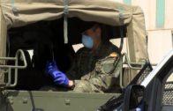 BREVES   Unidades Militares de Murcia apoyan a la Policía Local de Hellín