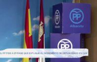 El PP pide a García Page que explique el incremento de defunciones en CLM