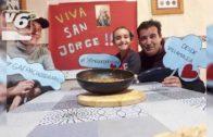 Gazpachada en la red en Madrigueras para celebrar San Jorge