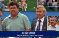 La Federación piensa en el Club de Tenis de Albacete como sede para sus torneos