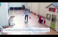La increíble habilidad de una benjamín del Fundación Albacete