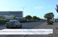 Las empresas textiles de Campollano elaboran 2.000 batas quirúrgicas al día