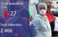Menos de 900 personas hospitalizadas en C-LM por COVID-19
