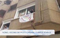 Nono, vecino de Pozo Cañada, cumple 8 años