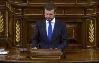 PSOE y PP donan parte de su sueldo a la lucha contra el COVID-19