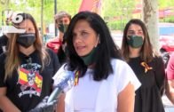 Caravana de Vox Albacete contra la gestión del Gobierno