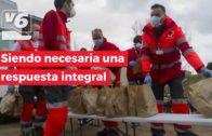 Cruz Roja llega a casi 11.000 personas en la provincia