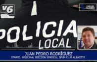 Después de prohibirles el uso de mascarillas, la Policía Local de C-LM lidera los contagios