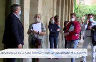 """El Ayuntamiento de Albacete abre la """"ventanilla"""" de atención al público"""