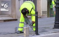 Las calles Rosario y Gaona de Albacete ya son peatonales