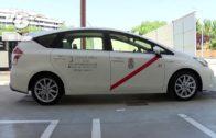 Los taxistas de Albacete dan el do de pecho