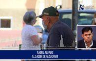 Los vecinos de Alcadozo no bajan la guardia contra el COVID-19