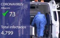 Menos hospitalizados por Covid-19 en Albacete y nuevas medidas en el CHUA