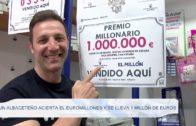 Nuevo rico en Albacete: se lleva 1 millón de euros con el Euromillones