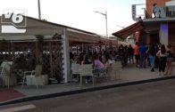 Un bar del campus cierra ante la avalancha de clientes