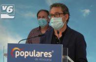 Alcaldes 'populares' de la provincia de Albacete, indignados con las últimas declaraciones de Page