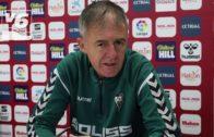 El Albacete se medirá mañana al Racing de Santander en un encuentro clave