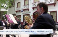 Había ganas en Albacete de escuchar a la BSM en directo