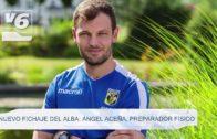 Nuevo fichaje del Alba: Ángel Aceña, preparador físico