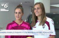 Sandra Ramajo pasará a los banquillos del Fundación Albacete