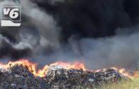 Tres incendios en tres días en la provincia de Albacete