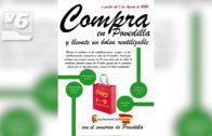 Campaña en Povedilla para estimular las compras en el pequeño comercio