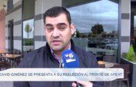 David Giménez se presenta a su reelección al frente de APEHT