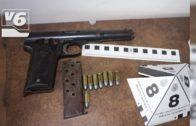 Detenidas dos mujeres que intentaban introducir armas en el barrio de La Milagrosa