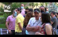 Empleados de AIRBUS Albacete se manifiestan contra los despidos