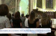 FUNERAL | Emotiva Misa en la Catedral de Albacete por los médicos fallecidos durante la pandemia