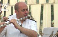 Homenaje de la Banda Sinfónica Municipal a la Policía Nacional
