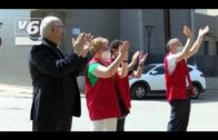 La Banda Sinfónica homenajea a los voluntarios de Cáritas y Fuerzas Armadas