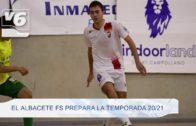 Lavado de cara y renovación para el Albacete FS