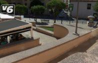 Propuesta para modificar las escaleras de acceso a la plaza Villacerrada