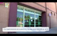 178 temporeros de Albacete ya han sido dados de alta