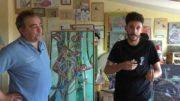 AL FRESCO   Entrevista a José Antonio Jiménez Soler, pintura desde el corazón de Pétrola