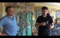 AL FRESCO | Entrevista a José Antonio Jiménez Soler, pintura desde el corazón de Pétrola