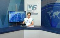 Informativo Visión 6 Televisión 14 de agosto de 2020