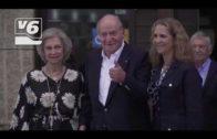 Juan Carlos I: Cara y cruz de un exilio