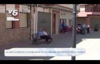 La Junta confina a la población de Villamalea tras 99 positivos en el pueblo
