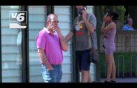 SOCIEDAD | C-LM estudia prohibir fumar en la calle sin distancia de seguridad