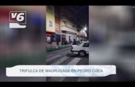 Trifulca de madrugada en Pedro Coca (Albacete)