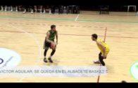 Víctor Aguilar se queda en el Albacete Basket