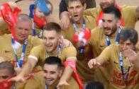 El albaceteño Raúl Gómez campeón de la Superliga Rusa